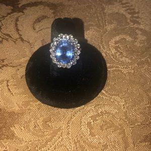 Jewelry - VINTAGE DREAM RING LATE 1800 8k aquamarine ring
